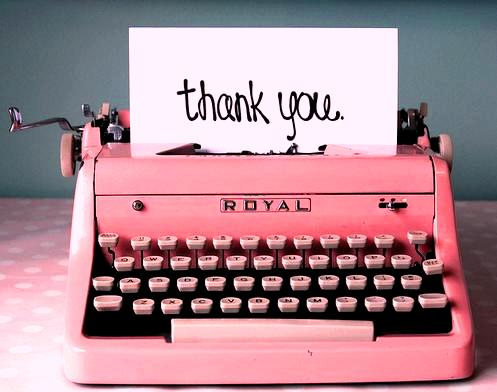 thank-you-typewriter